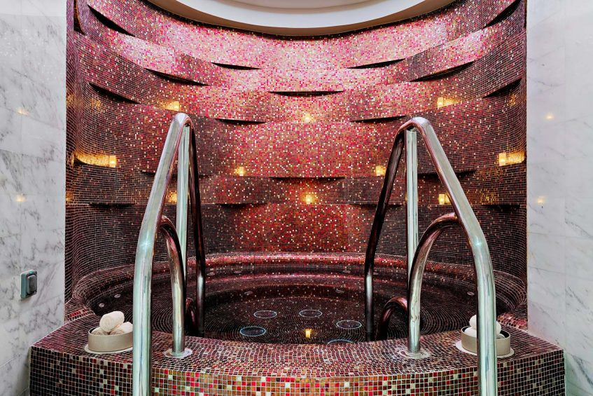 The St. Regis Abu Dhabi Luxury Hotel - Abu Dhabi, United Arab Emirates - Remede Spa Whirlpool