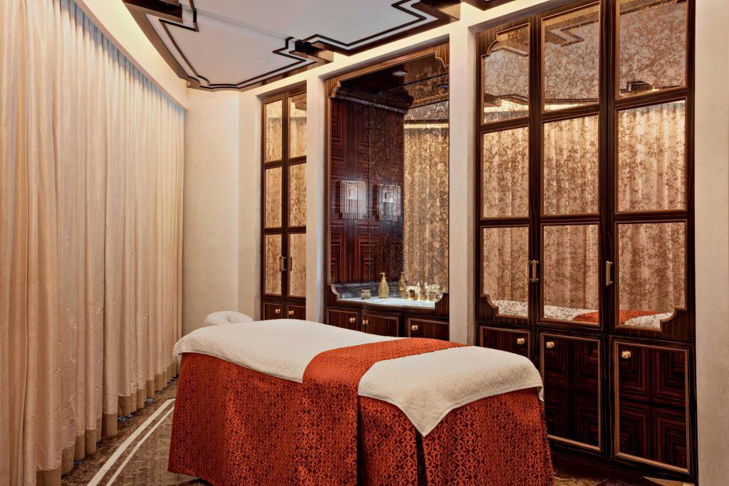 The St. Regis Abu Dhabi Luxury Hotel - Abu Dhabi, United Arab Emirates - Remede Spa Male Massage Room