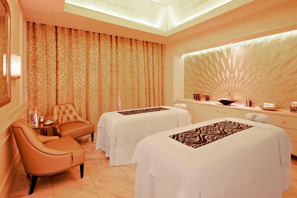 The St. Regis Abu Dhabi Luxury Hotel - Abu Dhabi, United Arab Emirates - Remede Spa Treatment Room