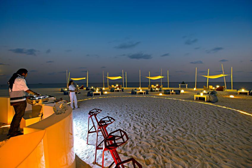 Velassaru Maldives Luxury Resort - South Male Atoll, Maldives - Beach Dusk