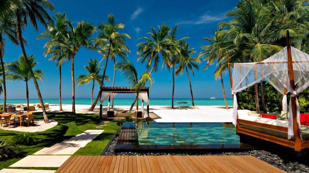 One&Only Reethi Rah Luxury Resort - North Male Atoll, Maldives - Beachfront Luxury Life