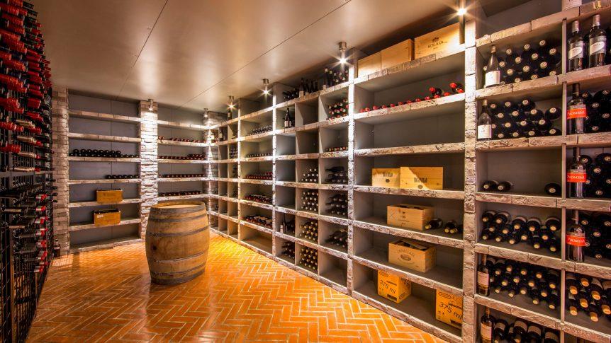 Amilla Fushi Luxury Resort and Residences - Baa Atoll, Maldives - The Wine Shop and Cellar Door