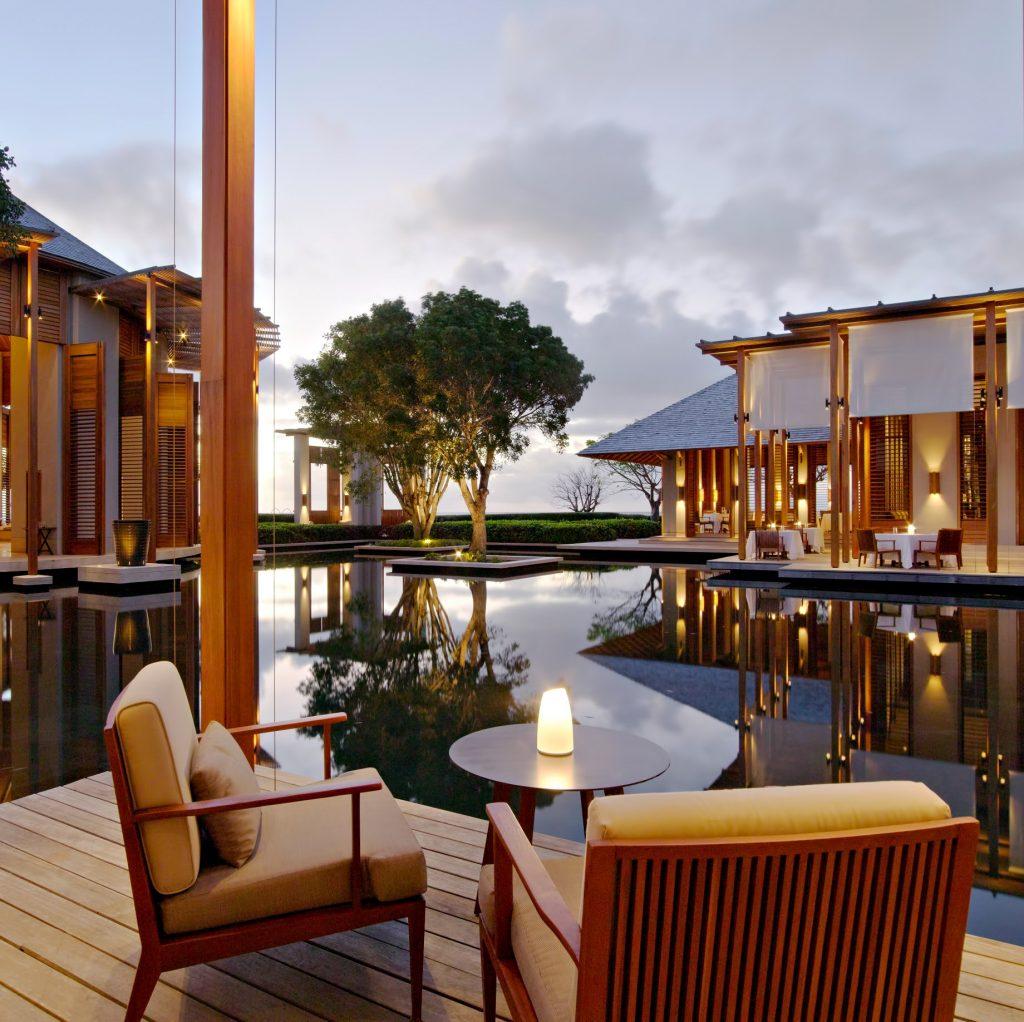 Amanyara Luxury Resort - Providenciales, Turks and Caicos Islands - Asian Iinspired Luxury Design
