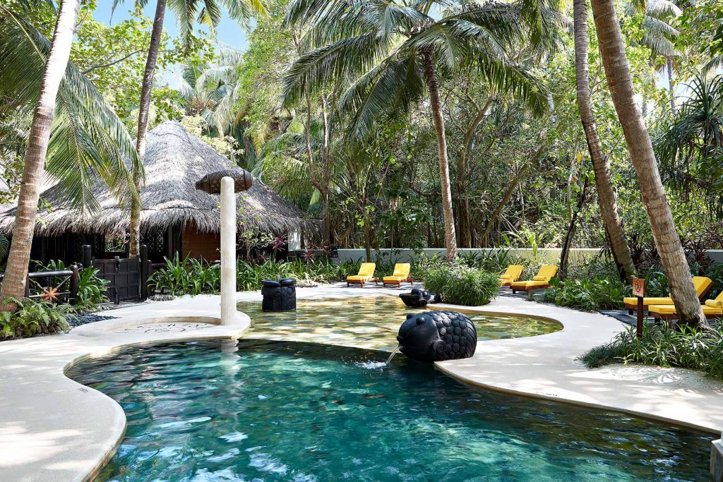 One&Only Reethi Rah Luxury Resort - North Male Atoll, Maldives - Kids Only Pool