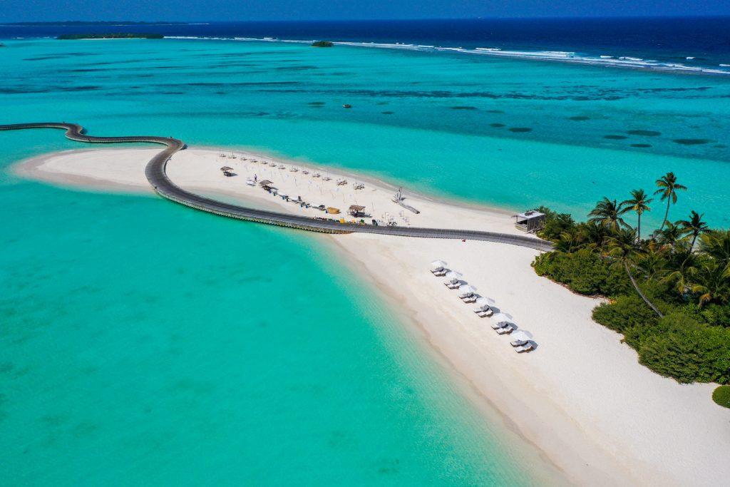 Soneva Jani Luxury Resort - Noonu Atoll, Medhufaru, Maldives - Jetty Beach Boardwalk