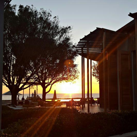 Amanyara Luxury Resort - Providenciales, Turks and Caicos Islands - Glorious Sunset