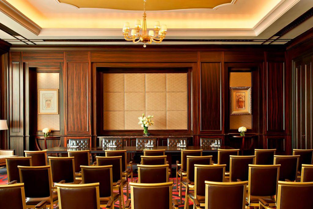 The St. Regis Abu Dhabi Luxury Hotel - Abu Dhabi, United Arab Emirates - Al Khaznah