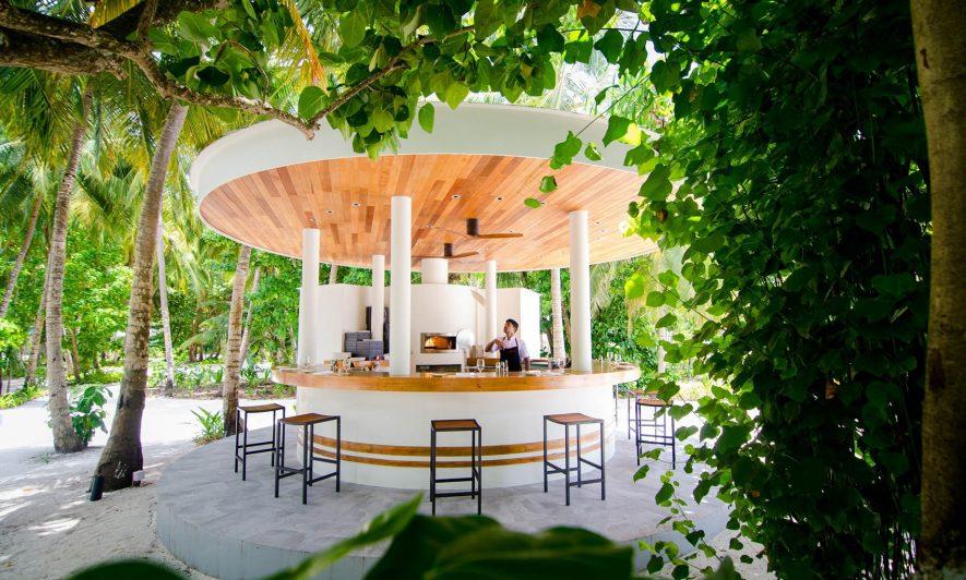 Amilla Fushi Luxury Resort and Residences - Baa Atoll, Maldives - Joe's Pizza Bar