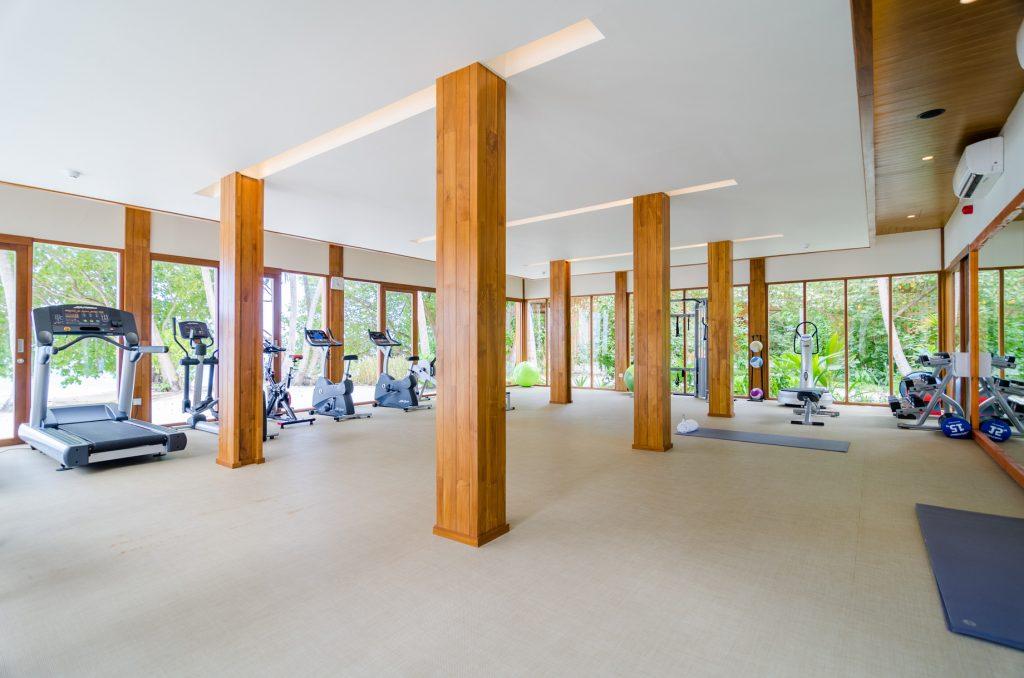Amilla Fushi Luxury Resort and Residences - Baa Atoll, Maldives - Javvu Gym