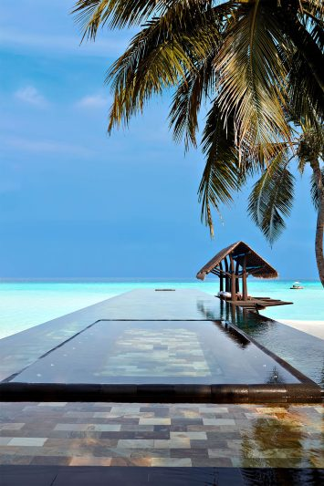 One&Only Reethi Rah Luxury Resort - North Male Atoll, Maldives - Overwater Infinity Pool