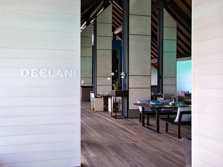 Cheval Blanc Randheli Luxury Resort - Noonu Atoll, Maldives - Deelani Restaurant