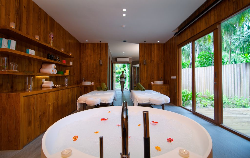 Amilla Fushi Luxury Resort and Residences - Baa Atoll, Maldives - Javvu Spa Treatment Pod