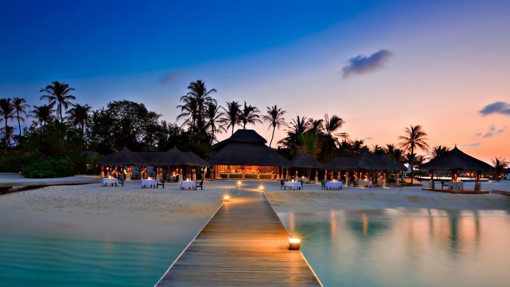 Velassaru Maldives Luxury Resort - South Male Atoll, Maldives - Sunset