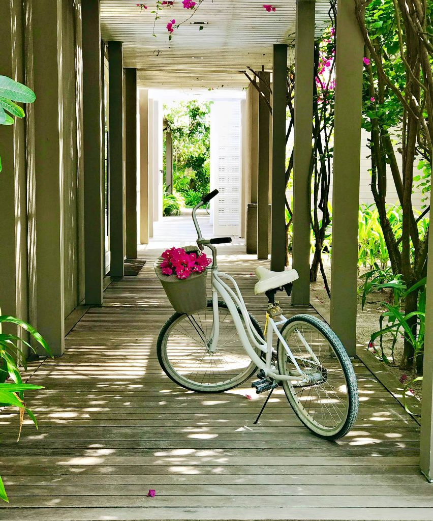 Cheval Blanc Randheli Luxury Resort - Noonu Atoll, Maldives - Bicycle