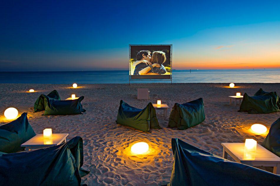 Velassaru Maldives Luxury Resort - South Male Atoll, Maldives - Beach Movie Sunset