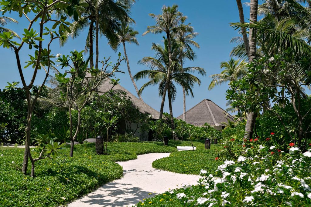 Cheval Blanc Randheli Luxury Resort - Noonu Atoll, Maldives - Verdant Private Island