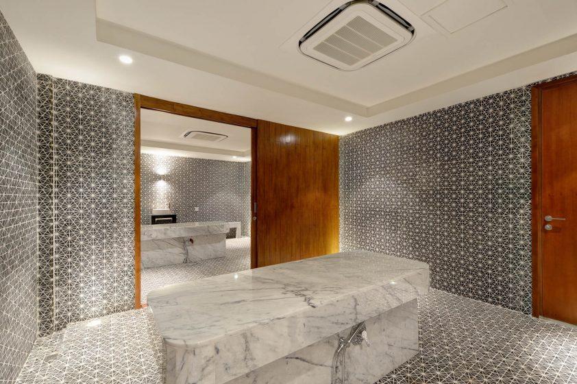 Amilla Fushi Luxury Resort and Residences - Baa Atoll, Maldives - Javvu Spa Treatment Room