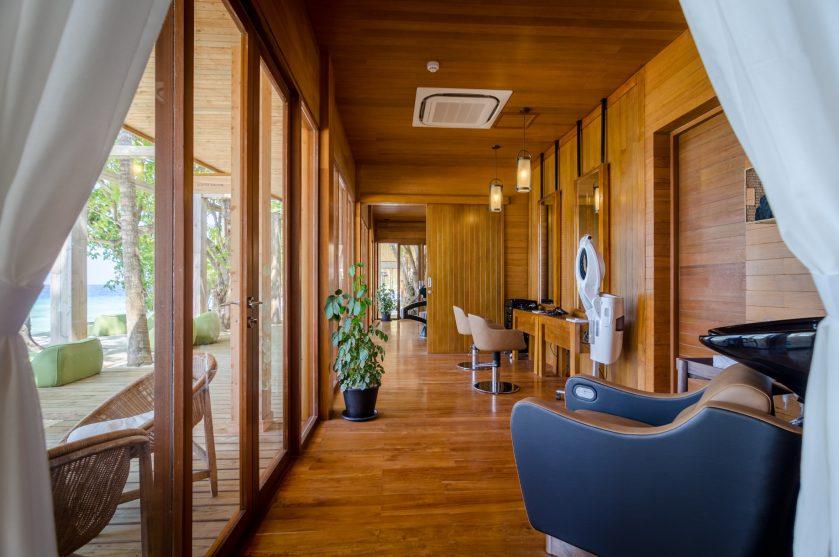 Amilla Fushi Luxury Resort and Residences - Baa Atoll, Maldives - Javvu Spa Barber