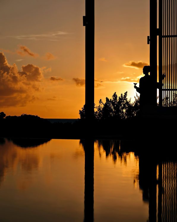 Amanyara Luxury Resort - Providenciales, Turks and Caicos Islands - Sunset Relaxation