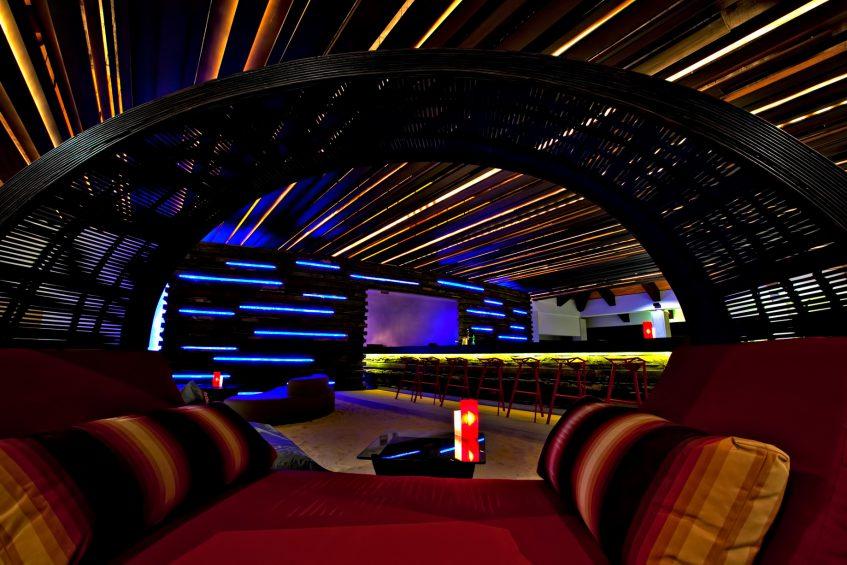 Velassaru Maldives Luxury Resort - South Male Atoll, Maldives - Night Lounge