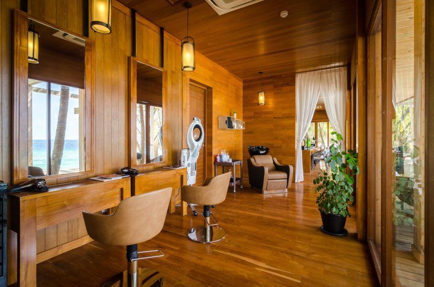 Amilla Fushi Luxury Resort and Residences - Baa Atoll, Maldives - Javvu Spa Salon