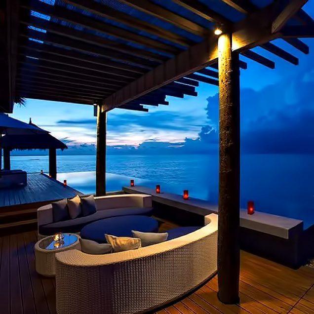 Velassaru Maldives Luxury Resort - South Male Atoll, Maldives - Night Villa