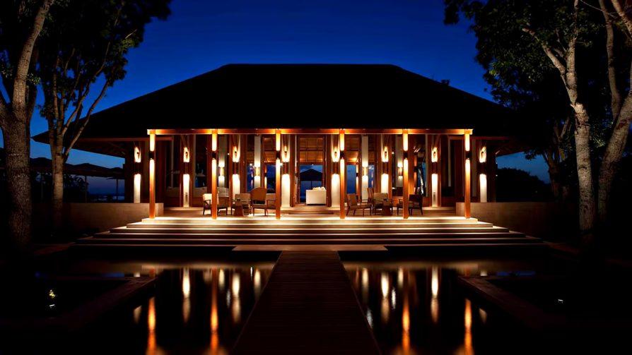 Amanyara Luxury Resort - Providenciales, Turks and Caicos Islands - Resort Night