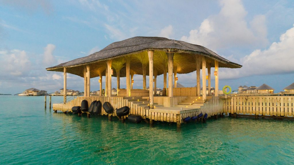 Soneva Jani Luxury Resort - Noonu Atoll, Medhufaru, Maldives - Arrival Jetty