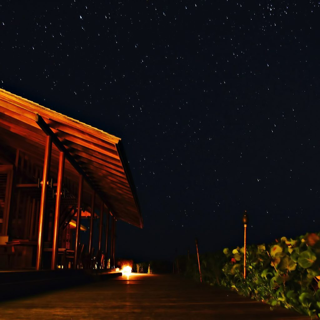 Amanyara Luxury Resort - Providenciales, Turks and Caicos Islands - Resort Night Stars