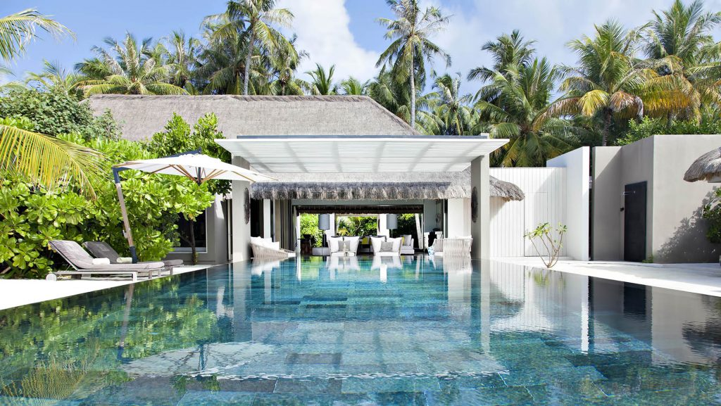 Cheval Blanc Randheli Luxury Resort - Noonu Atoll, Maldives - Island Villa Pool