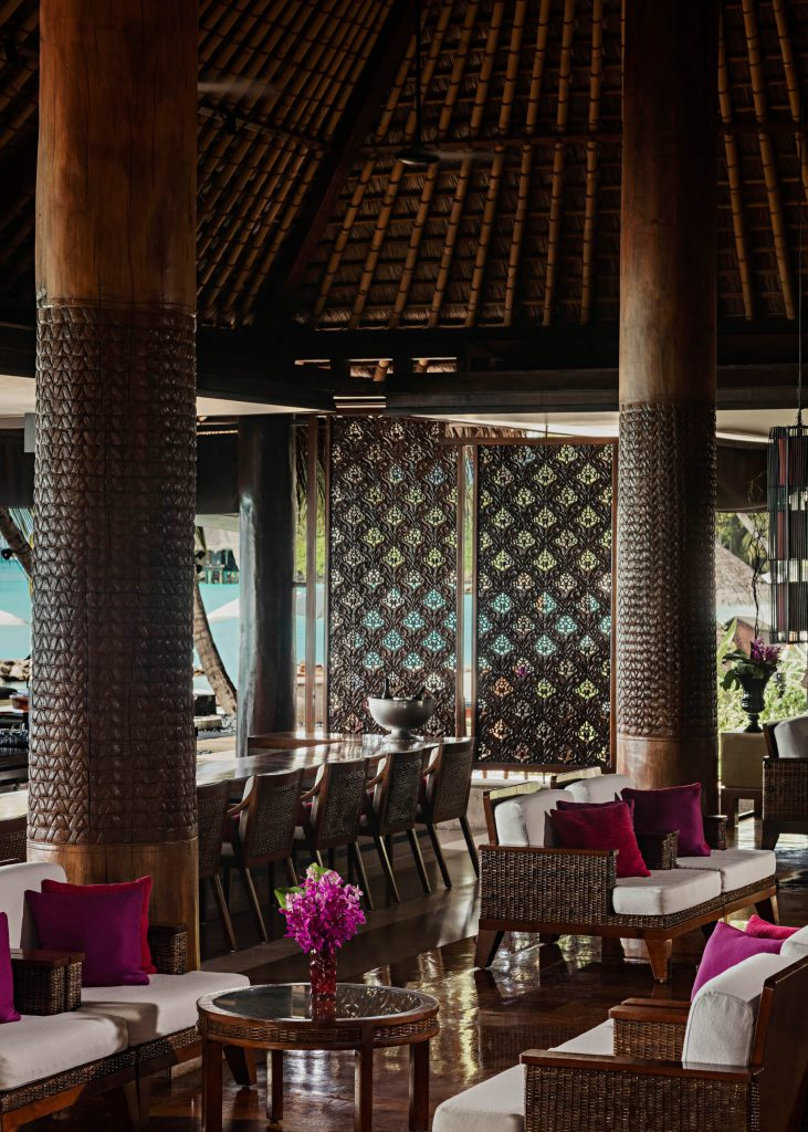 One&Only Reethi Rah Luxury Resort - North Male Atoll, Maldives - RahBar Seating