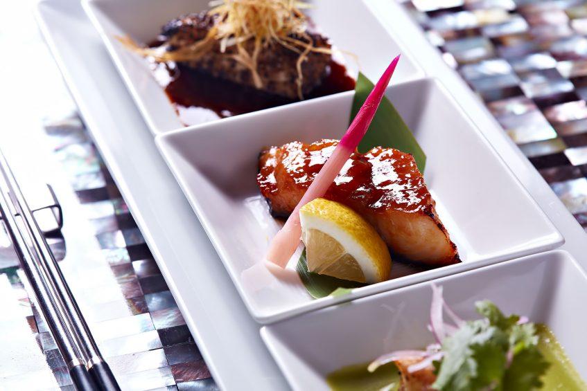 One&Only Reethi Rah Luxury Resort - North Male Atoll, Maldives - Tapasake Sushi Food