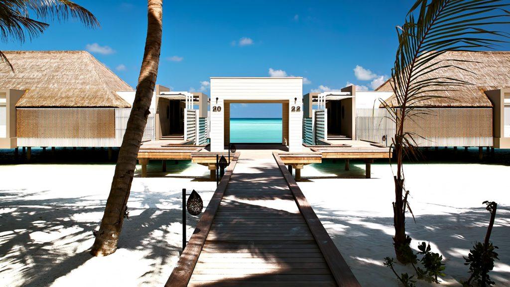 Cheval Blanc Randheli Luxury Resort - Noonu Atoll, Maldives - Overwater Lagoon Villa