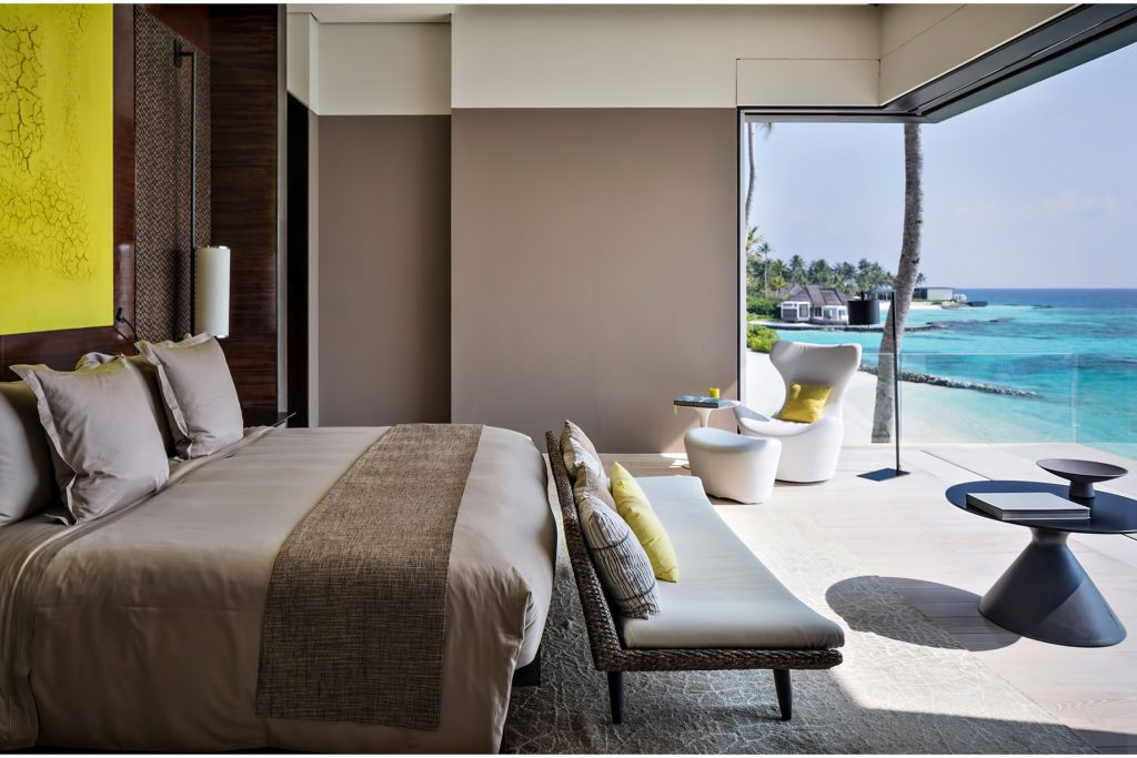 Cheval Blanc Randheli Luxury Resort - Noonu Atoll, Maldives - Private Island Villa Bedroom