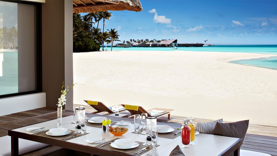 Cheval Blanc Randheli Luxury Resort - Noonu Atoll, Maldives - Private Island Villa Beachfront