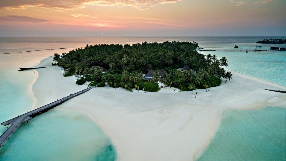 Cheval Blanc Randheli Luxury Resort - Noonu Atoll, Maldives - Indian Ocean Atoll Sunset