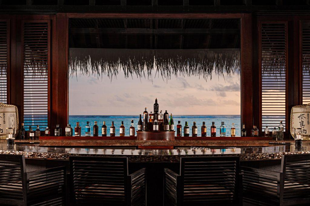 One&Only Reethi Rah Luxury Resort - North Male Atoll, Maldives - Tapasake Bar