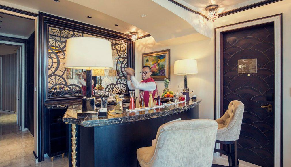 The St. Regis Abu Dhabi Luxury Hotel - Abu Dhabi, United Arab Emirates - Exceptional Service