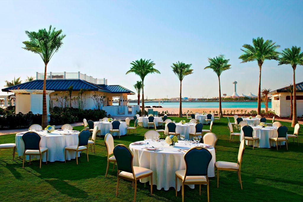 The St. Regis Abu Dhabi Luxury Hotel - Abu Dhabi, United Arab Emirates - Nation Riviera Beach Club Event