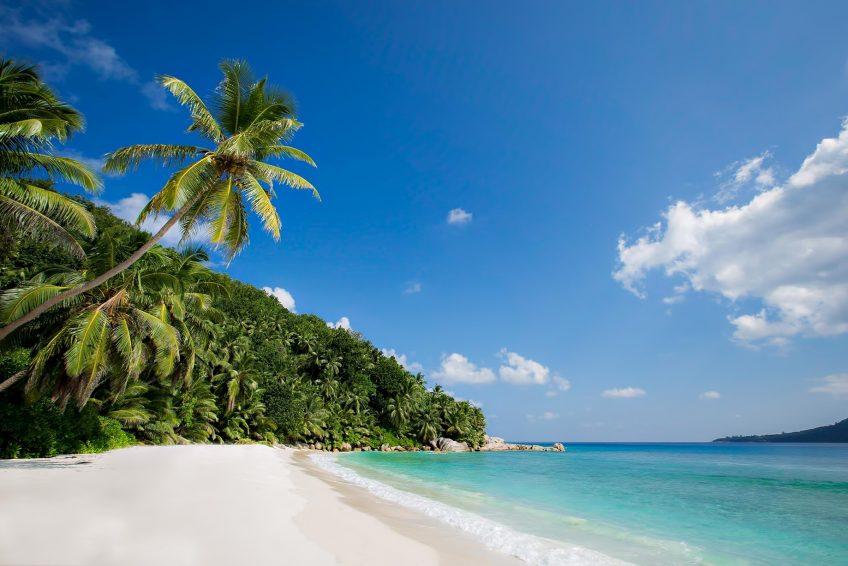 Six Senses Zil Pasyon Luxury Resort - Felicite Island, Seychelles - Grand Anse Beach