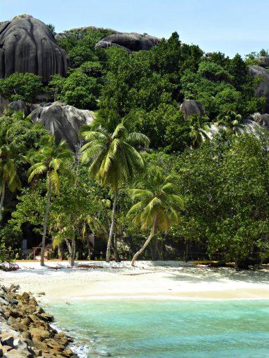 Six Senses Zil Pasyon Luxury Resort - Felicite Island, Seychelles - Beach