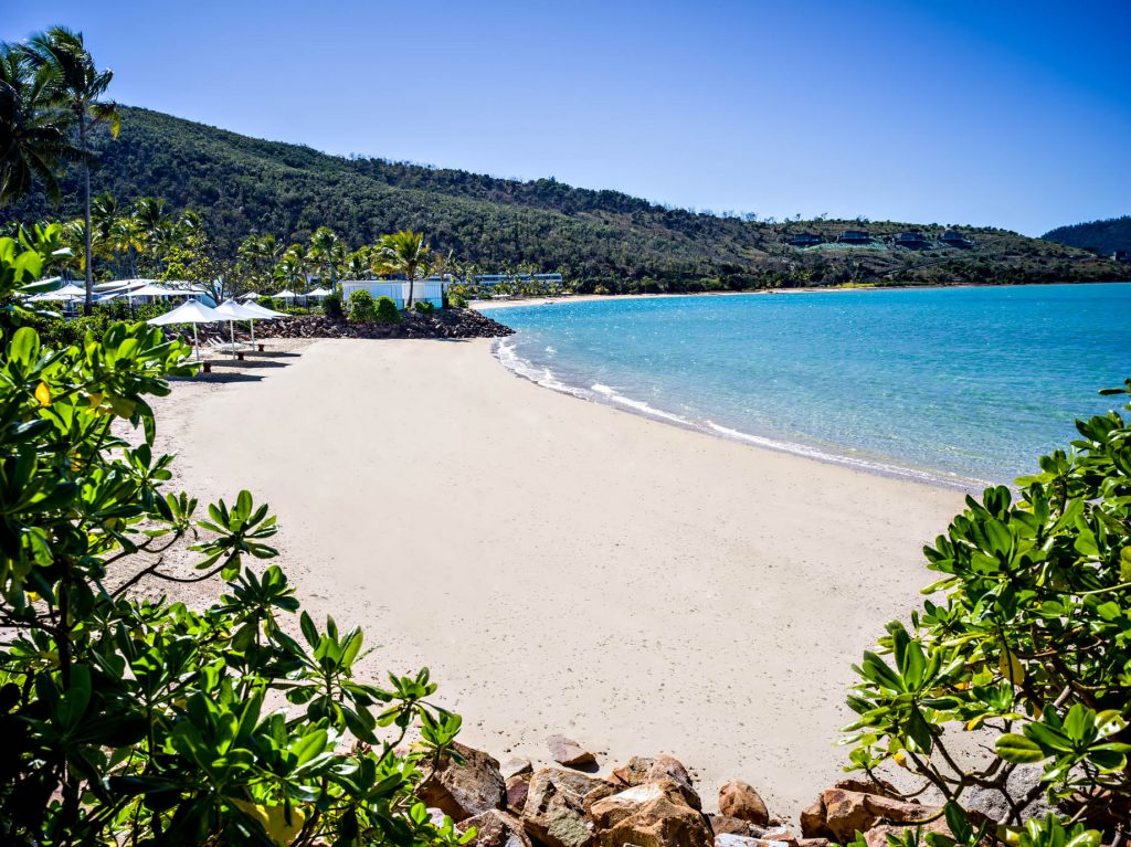 InterContinental Hayman Island Resort - Whitsunday Islands, Australia - Coconut Beach Resort View