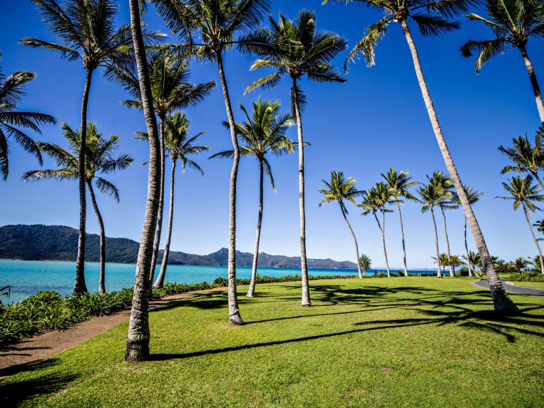 InterContinental Hayman Island Resort - Whitsunday Islands, Australia - Coconut Grove