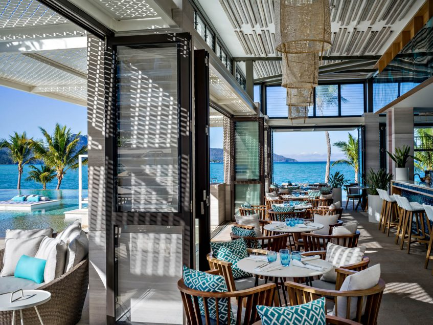 InterContinental Hayman Island Resort - Whitsunday Islands, Australia - Bam Bam Restaurant