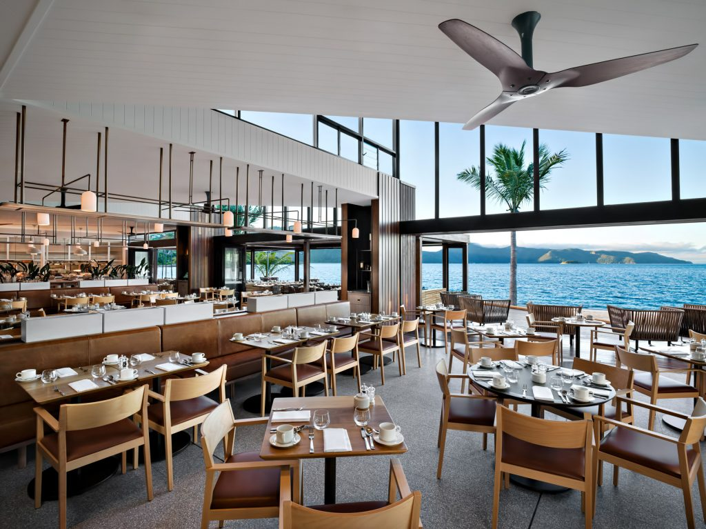 InterContinental Hayman Island Resort - Whitsunday Islands, Australia - Pacific Restaurant