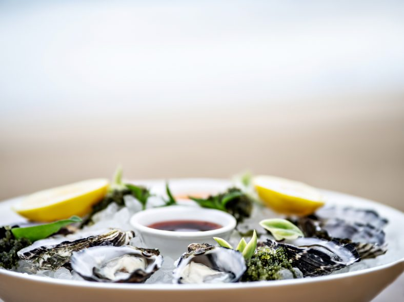 InterContinental Hayman Island Resort - Whitsunday Islands, Australia - Oysters Aqua Restaurant