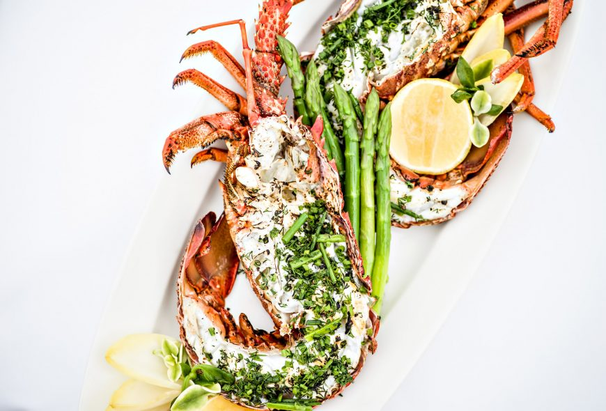InterContinental Hayman Island Resort - Whitsunday Islands, Australia - Lobster Pacific Restaurant