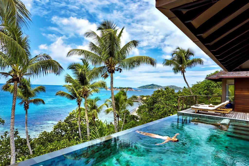 Six Senses Zil Pasyon Luxury Resort - Felicite Island, Seychelles - Two Bedroom Pool Villa