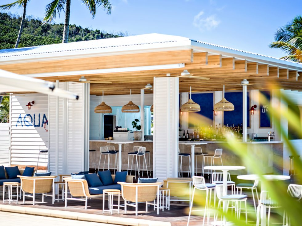 InterContinental Hayman Island Resort - Whitsunday Islands, Australia - Aqua Restaurant
