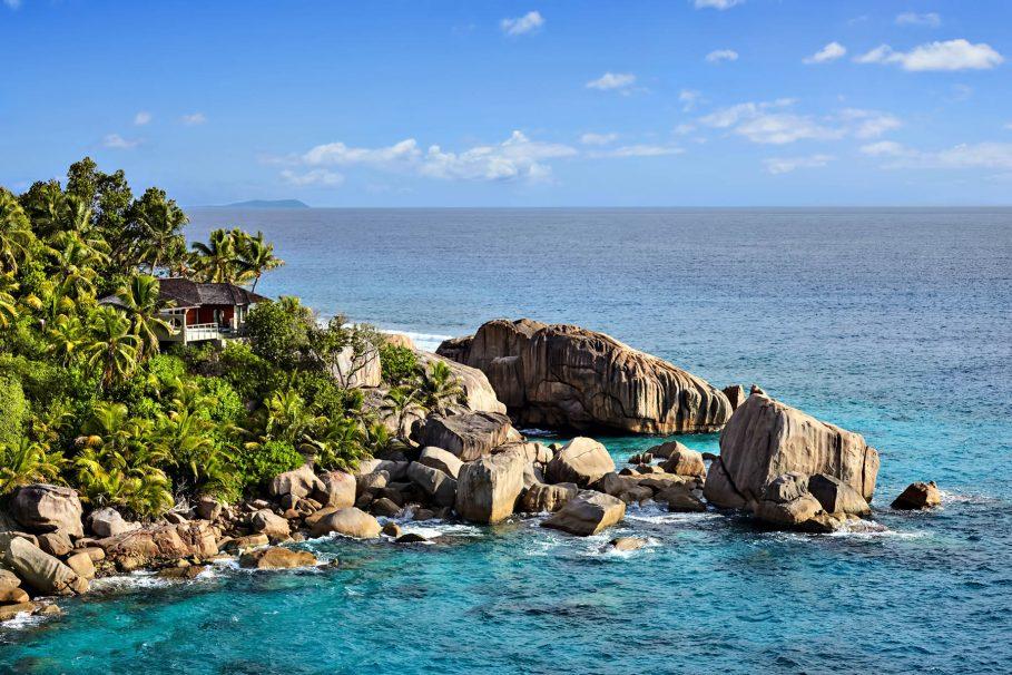 Six Senses Zil Pasyon Luxury Resort - Felicite Island, Seychelles - Ocean Front Pool Villa